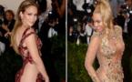 Kim Karsashian, Jennifer Lopez, Beyoncé... Elles jouent toutes la carte de la transparence au gala du MET! (photos)