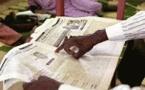 Les journalistes s'expriment sur la dépénalisation du délits de presse