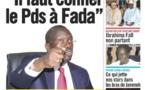 Succession de Wade au Pds : Souleymane Ndéné Ndiaye vote Fadda