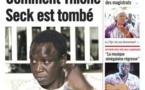 AFFAIRE THIONE SECK : Comment le Commandant Diack a cassé le réseau d'Alaye Djitèye selon le journal Enquête
