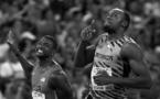 FINALE DU 200M DES CHAMPIONNATS DU MONDE D'ATHLETISME: Encore ce diable de Bolt!