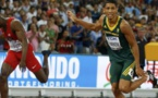 ATHLETISME- PEKIN 2015: Van Niekerk, premier Africain champion du monde du 400m