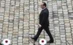 France: Journée de commémoration deux semaines après les attentats