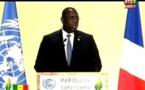 Vidéo: Le Discours du Président Macky Sall à la COP 21 (Paris)