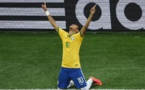 FIFA BALLON D'OR 2015: Neymar les met tous d'accord