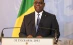 31 décembre 2015 : Voici l'intégralité du discours à la Nation du Président Macky Sall( vidéo)