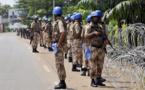 Maintien de la paix: L'ONU réduit les effectifs des Casques bleus en Côte d'Ivoire
