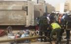 Accident: Un camion se renverse et heurte des vendeuses sur la VDN( vidéo)