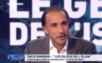 """Tariq Ramadan sur Tv5: """" Arrêtez la peur de l'islam et la stigmatisation des musulmans.."""""""
