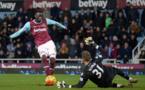 Premier league: But de Cheikhou Kouyaté(West Ham) contre Aston Villa de Gana Guèye