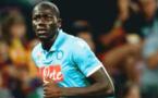Italie: La rencontre Lazio-Naples interrompue à cause de cris racistes contre Kalidou Koulibaly