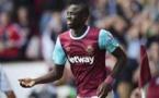 West Ham, nouveau contrat: 50 millions par semaine pour Kouyaté