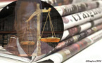 Presse-revue: La liberté provisoire accordée à Thione Seck et la double nationalité de Me Wade au menu des quotidiens