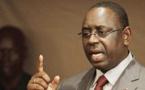 Apologie de la menace terroriste« imminente» au Sénégal: Macky Sall signe la fin de la récréation