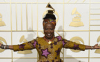 Musique: La Béninoise Angélique Kidjo remporte son troisième Grammy Award