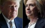 Présidentielle américaine: Clinton et Trump grands vainqueurs du Super tuesday