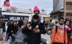 VIDEO: La Grèce contrainte de réquisitionner un ancien aéroport pour accueillir les migrants