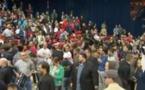 Etats-unis: Chaos à Chicago autour d'un meeting de Trump annulé en dernière minute