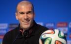 Bonjour, c'est Zidane