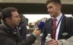 """Un employé de l'aéroport de Bruxelles raconte l'horreur: """"J'ai eu beaucoup de chance"""""""