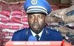 Vidéo de la saisie de 464 tonnes de riz périmé d'une valeur de 1,2 milliard FCfa par la Gendarmerie