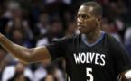 NBA - Gorgui Dieng et les Wolves arrachent la victoire aux Wizards