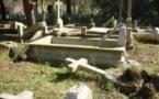 Vidéo - Rufisque : Le cimetière catholique profané