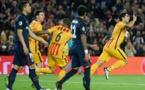 Ligue des champions: Suarez et le Barça renversent un Atletico diminué (voir le résumé)