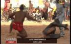 Lutte sénégalaise: Regardez cette chute spectaculaire(vidéo)