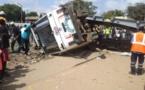 Vidéo: Voici les causes de l'accident meurtrier de Kaolack qui a enregistré 8 morts…Regardez