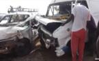 Accident:Violent choc entre deux véhicules à Tivaouan(vidéo)