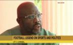 Exclusif : George Weah annonce sa candidature pour la Présidence du Libéria en 2017