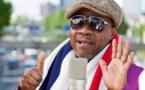 RFI: Le dernier entretien de Papa Wemba à Claudy Siar dans Couleurs tropicales