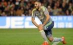 Espagne: Fin de saison pour Karim Benzema, attaquant du Real Madrid?