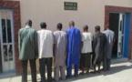 Saint-louis:  Vidéo du film de l'arrestation des 7 bandits armés