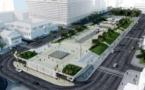 Place de l'Indépendance de Dakar: Voici la maquette du futur projet du maire Khalifa Sall