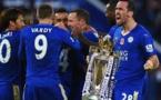 Football: Les cinq chiffres surréalistes qui font de Leicester un champion d'Angleterre hors-norme