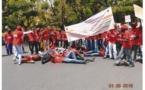 Fête du Travail: Les syndicalistes du King Fahd Palace(KFP) dénoncent le mutisme de l'Etat face à la gestion opaque de l'hôtel
