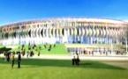 Basket-Infrastructure: Macky Sall pose la première du Palais des Sports de Diamniadio, le 9 mai
