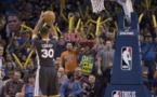 NBA- Curry, MVP à l'unanimité: Une première dans l'histoire de la NBA