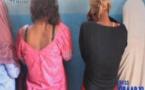Vidéo-Un gang d' hommes et de femmes demantelé à Thiaroye. Regardez