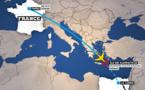 Transport aérien: un avion d'EgyptAir s'est crashé en Méditerranée