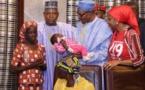 Nigeria: La rescapée de Chibok reçue par le Président Buhari