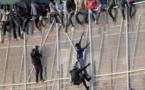 Maroc: Dans le camp des migrants africains de Fès