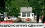 Etats-unis: Des coups de feu près de la Maison blanche