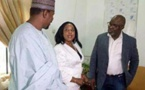 FIFA - Première sortie officielle de la secrétaire générale : Fatma Samoura rencontre les patrons du football nigérian