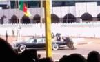 Cameroun : La limousine de Paul Biya tombe en panne en pleine fête nationale