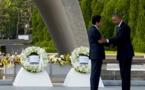 Barack Obama à Hiroshima: «Il y a 71 ans, la mort est tombée du ciel»