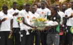 RWANDA: Les lions ont visité le Site Mémorial du Génocide de Grisozi