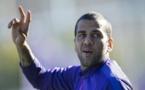 Départ: Dani Alves quitte le Barça